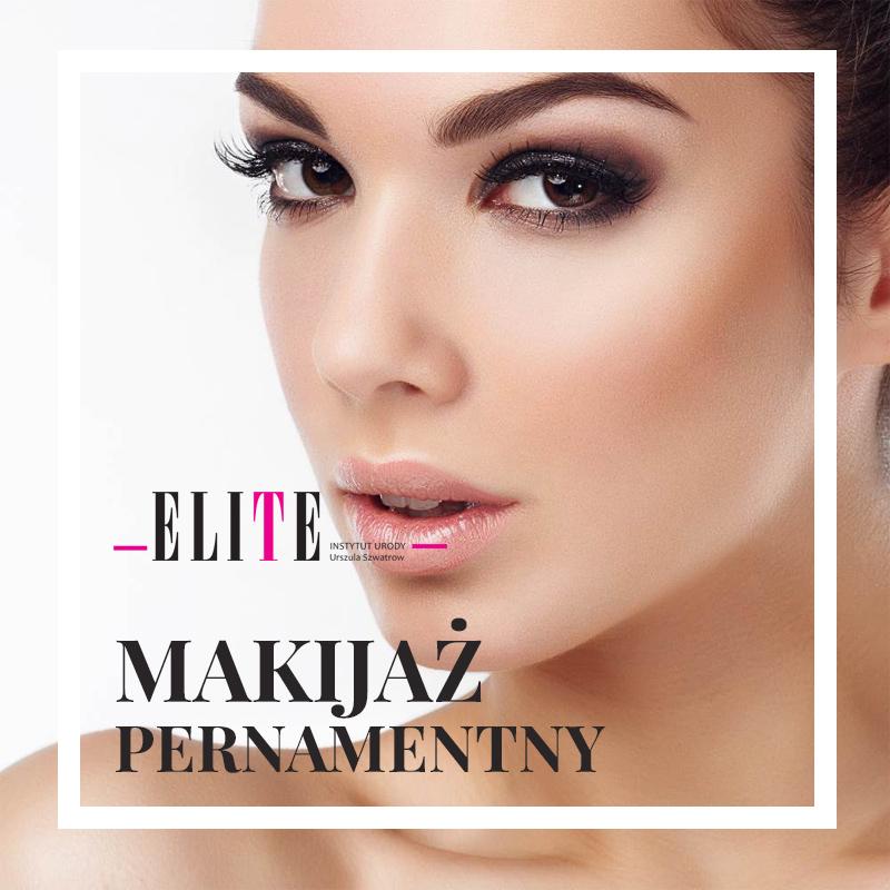 Makijaż Pernamentny Instytut Urody Elite Głogów