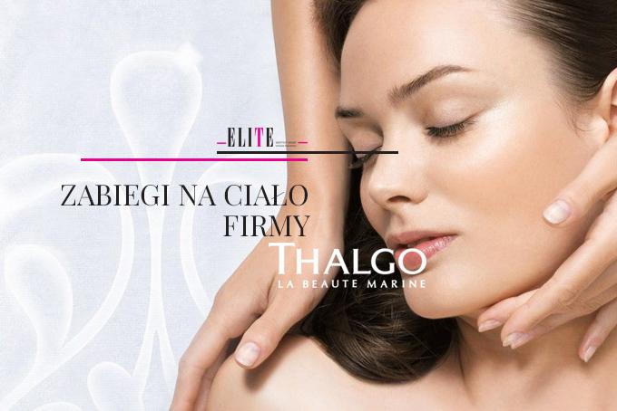 Zabiegi na ciało firmy Thalgo